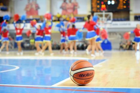 Oradea va găzdui primul turneu din noua ediţie a Ligii Naţionale de baschet masculin