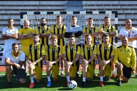 AEK Oradea s-a întărit cu trei jucători de echipă naţională, pentru participarea, în premieră, în Liga Campionilor