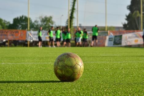 Luni, 13 septembrie, ultima zi pentru înscrierea echipelor în competițiile bihorene de minifotbal