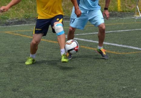 Două echipe bihorene vor juca la turneul zonal al Campionatului Naţional de minifotbal, cu gândul de a se califica în faza finală