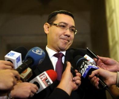 Programul de guvernare al USL: TVA de 19%, salariu minim de 1.200 de lei până în 2016