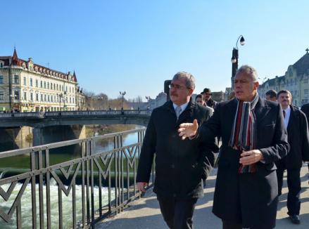 Miniştrii Mediului de la Bucureşti şi Budapesta au semnat la Oradea un nou protocol de colaborare (FOTO)