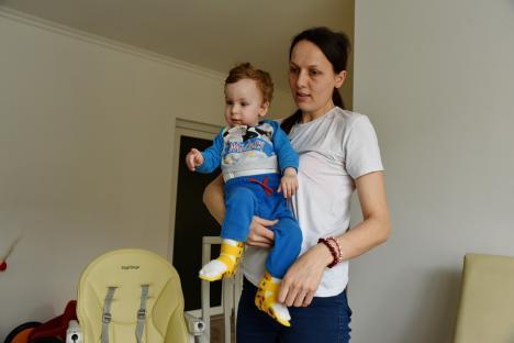 Miracolul Noel: Ce face și cum se simte micuțul din Bihor care a primit vaccinul de peste 2 milioane de dolari (FOTO / VIDEO)