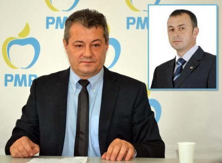 """Mircea Matei îi acuză pe liberalul Alin Peti că """"ameninţă"""" candidaţii PMP din Bunteşti. Peti: """"Îl acţionez în instanţă"""""""