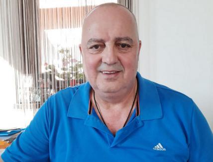 Fostul jucător al Constructorului, Mircea Sămărghițan, se implică în redresarea echipei de handbal masculin