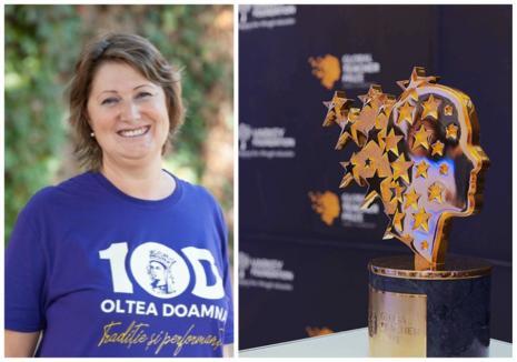 """O profesoară din Oradea, finalistă la """"Oscarul educaţiei"""". Câştigătorul va primi 1 milion de dolari!"""