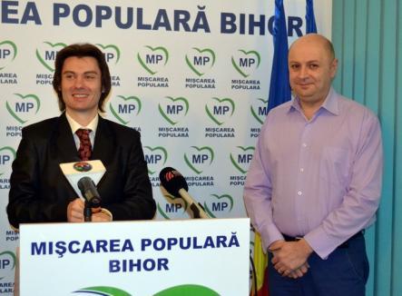Râde ciob de oală spartă: Mişcarea Populară spune că propunerile PSD la Primăria Oradea sunt 'o glumă'