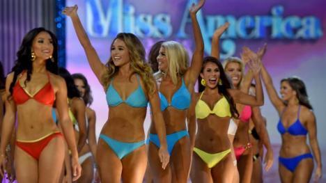Fără bikini! Concursul Miss America renunţă la cea mai sexy probă