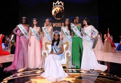 Miss World 2019 este o studentă la medicină din Jamaica (FOTO)