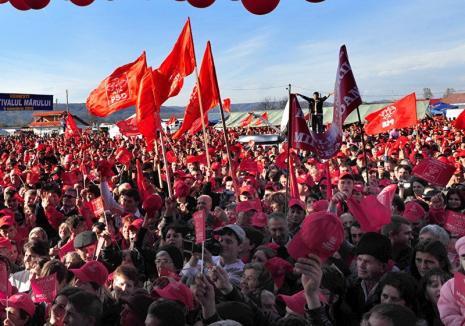 """Peste 2.000 de PSD-iști din Bihor vor participa la mitingul lui Dragnea """"împotriva abuzurilor"""". Vezi cât costă!"""