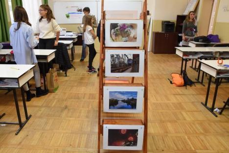 Modelul german: Liceul German 'Friedrich Schiller' este singura şcoală din Bihor unde elevii învaţă în nemţeşte (FOTO)
