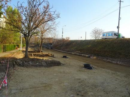 Primăria modernizează până la finele anului încă patru străzi din Oradea, două din Rogerius şi tot atâtea în Ioşia (FOTO)