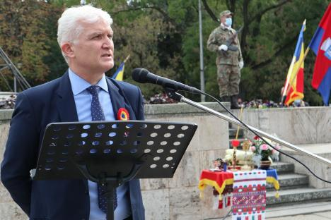 Istoricul Gabriel Moisa, numit de Bolojan manager interimar la Muzeul Țării Crișurilor