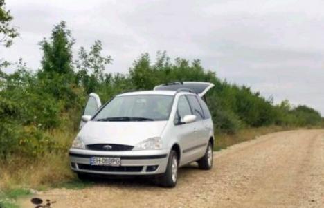 Constructor din Şuncuiuş, prins în flagrant de Poliţia Locală Oradea în timp ce arunca moloz clandestin