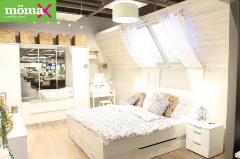 2020 îi aduce pe orădeni 'acasă în trend'. Cel mai mare Mӧmax din România îşi deschide porţile joi la Oradea Shopping City (FOTO)