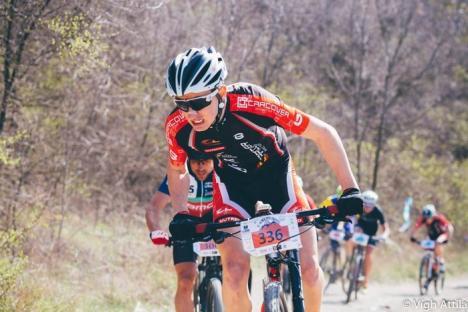 Cicliştii de la Carcover Racing Team Oradea au dominat întrecerile de la Moneasa Mountainbike Maraton 2017 (FOTO)