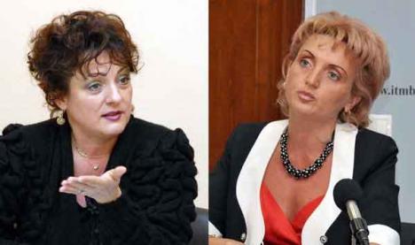 Nadia Racz, adjunctă la ITM Bihor. Simona Iancu pleacă!