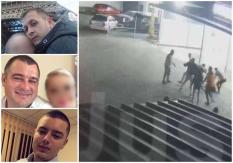 Anchetă în Poliţia Bihor după o bătaie într-o spălătorie auto din Beiuş, pornită de un agent rutier. Poliţistul a scăpat deocamdată cu o simplă amendă (VIDEO)