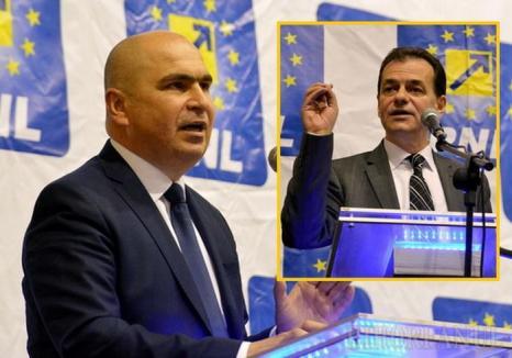 Congresul PNL: Orban le cere liberalilor să-l voteze pe Bolojan ca prim-vicepreşedinte