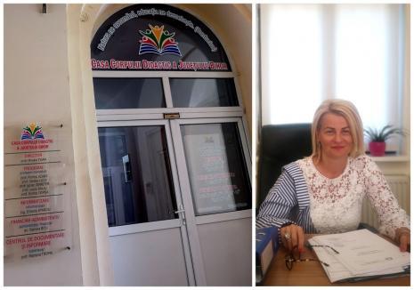Bănci care își așteaptă profesorii. Casa Corpului Didactic din Bihor anunţă noile cursuri
