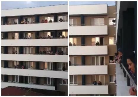 """Afară din carantină! Încă 125 de persoane eliberate din centrele de lângă Oradea. Carantinații reclamă că sunt """"sechestrați"""" prea mult și amenință cu scandal (VIDEO)"""