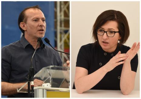 Cîțu o acuză pe Ioana Mihăilă de pierderea a peste 4,7 milioane euro. Fostul ministru al Sănătății: Nu mai răspund la prostii