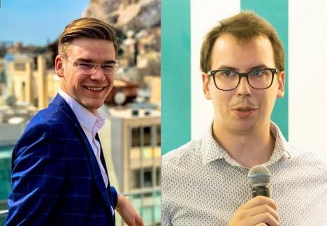 Doi orădeni la conducerea Consiliului Tineretului din România. Ce responsabilităţi au Marius Deaconu şi Kőrösi Kristóf