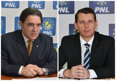 Doi din cei trei deputați PNL din Bihor, susținători ai lui Orban și opozanți ai guvernării susținute de PSD în Parlament