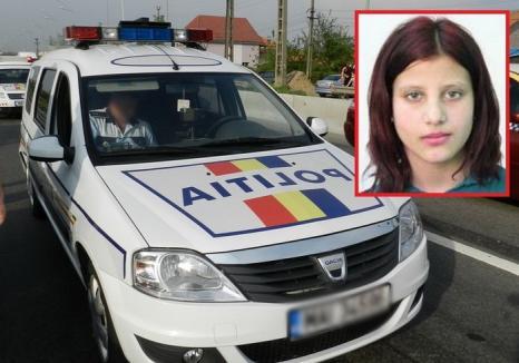 O caută Poliția! Adolescentă de 15 ani, din Săcueni, a fost dată dispărută de familie