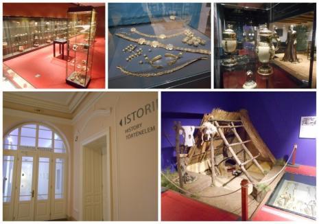 'Un patrimoniu imens!' Muzeul Ţării Crişurilor a prezentat expoziţia permanentă de arheologie şi istorie (FOTO)