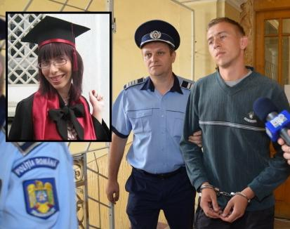 Pedeapsă grea pentru Sabin Godja, ucigaşul tinerei din Săcueni: 18 ani după gratii şi despăgubiri de 90.000 de euro!