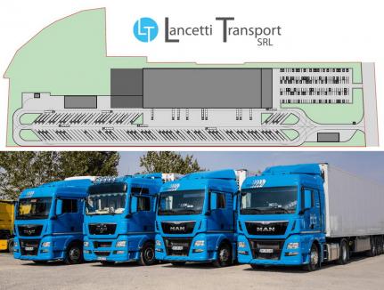 Lancetti investeşte 4,5 milioane euro în primul centru logistic cu capital integral românesc în Oradea