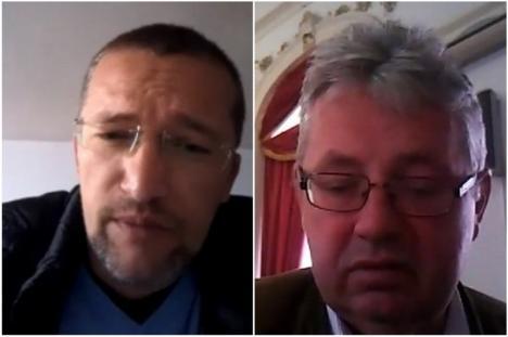 Provocare pentru Pásztor: Un liberal a anunţat că dacă şeful Consiliului Judeţean Bihor nu demisionează, o face el. Vezi replica UDMR-istului (VIDEO)
