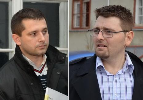 Consiliul Superior al Magistraturii a decis: Începând de marţi, procurorii Ciprian Man şi Cristian Ardelean se întorc la Parchetul Bihor
