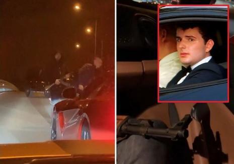 Percheziţii la Micula! Poliţiştii au făcut descinderi în scandalul curselor ilegale de maşini şi focurilor de armă din Oradea