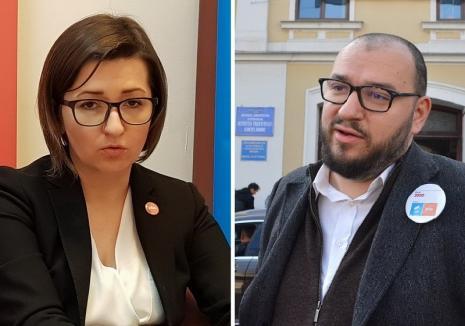 """USR şi PLUS, """"surprinse şi dezamăgite"""" de înţelegerea partidelor din Consiliul Local Oradea şi Consiliul Judeţean Bihor, care ar reface """"un nou USL local"""""""