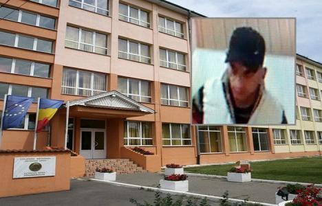 Două şcoli din Bihor, prădate în ultima săptămână. Îl recunoaşteţi pe hoţul din imagine?
