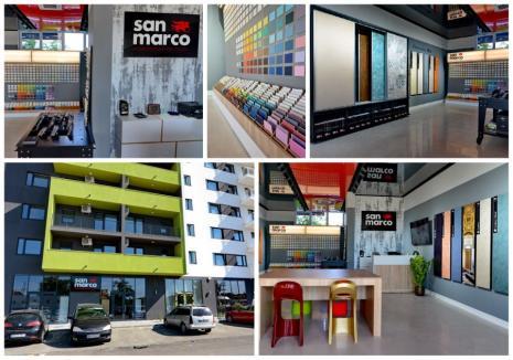 Cele mai frumoase culori: s-a deschis magazinul de vopsele San Marco în strada Oneștilor (FOTO)