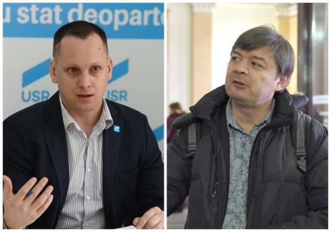 USR Leaks: Scandal la USR Bihor, cu acuzaţii de şantaj, obsesii anti-Bolojan şi 'target-uri' de donaţii (AUDIO)