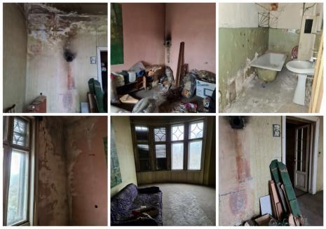 Ne enervează: Starea mizerabilă a apartamentelor pe care Primăria Oradea le scoate la închiriat (FOTO)