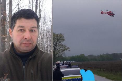 Bărbatul împuşcat în cap în Bihor este pădurar în Meziad. Partida de vânătoare, ilegală