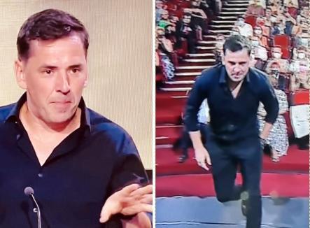 Gala UNITER: Răzvan Vicoveanu, de la Teatrul Regina Maria din Oradea, a primit premiul pentru cel mai bun actor în rol principal