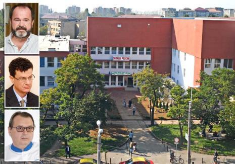 Fraţii Maghiar şi doctorul Cacuci vând Spitalul Pelican din Oradea: Valoarea tranzacţiei - 23 milioane de euro!