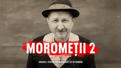 Filmul 'Moromeţii 2' va avea primele proiecţii la Oradea, în sala Teatrului! (VIDEO)