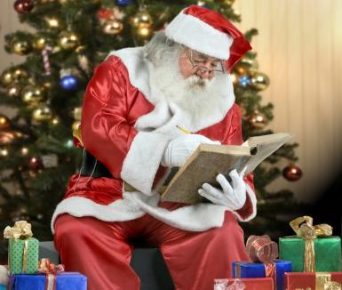 Atenţie, copii: Moş Crăciun vine la Oradea!