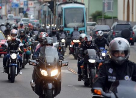 Motoare şi rock. 1.500 de motociclişti îşi dau întâlnire în weekend în Băile 1 Mai la Bike Fest X3