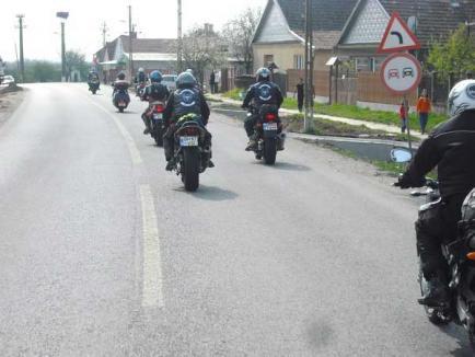 Motocliştii bihoreni se dezic de infractori