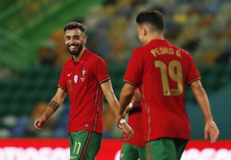 Portugalia 1.57 şi Franţa 2.85 – cele mai mari cote din lume, numai la Mozzart Bet!