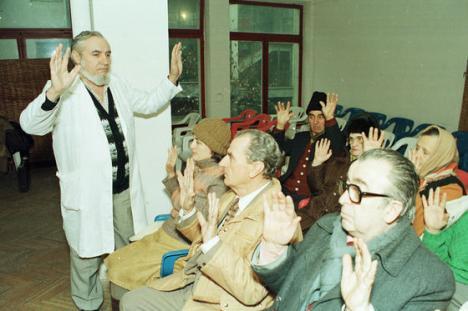 N-a scăpat nici el: A murit Constantin Mudava, 'vindecătorul lui Ceauşescu'
