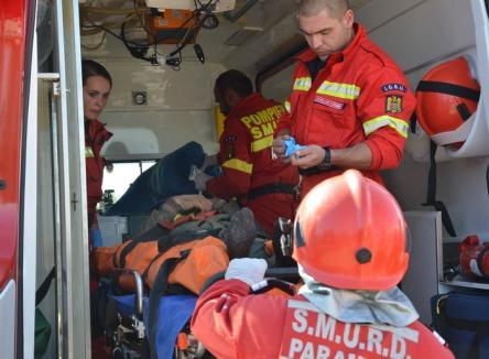Şeful ITM Bihor: A crescut numărul accidentelor de muncă